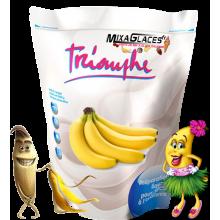 Mix à glaces Banane