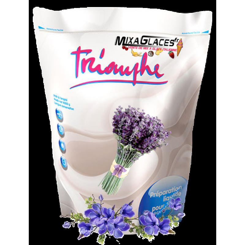 mix à glace Violette
