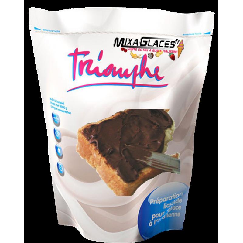 Mix à glaces Pâte à Tartiner