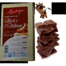 Laiterie de Montaigu Brique Chocolat