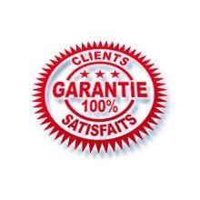 Contrat de garantie de 3 mois pour machines à glaces italiennes