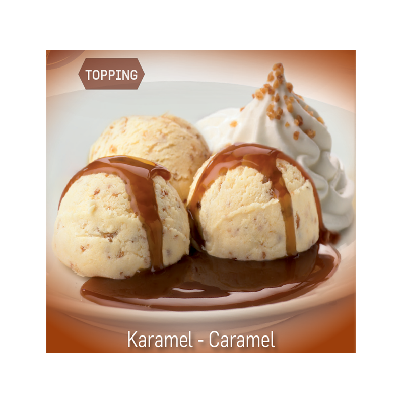 Colac Topping Caramel