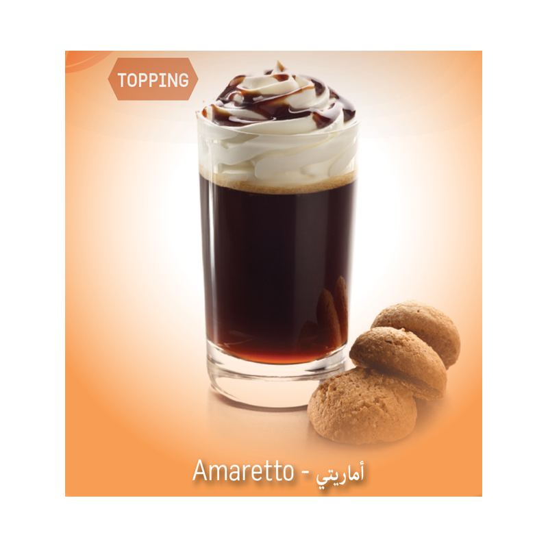 Colac Topping Amaretto