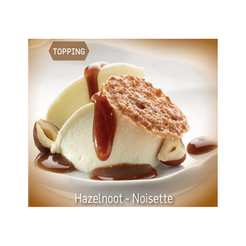 Colac Topping Sauce Noisette