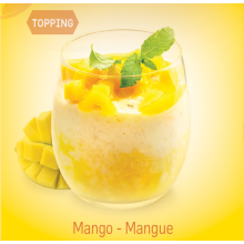 Colac Topping Sauce Mangue
