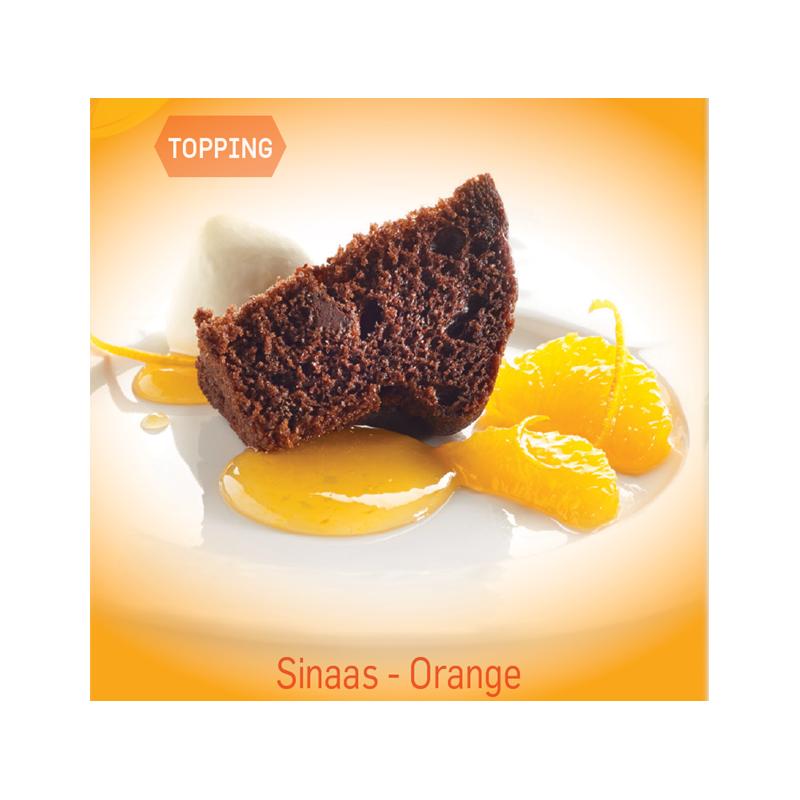 Colac Topping Sauce Orange