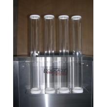 Distributeur de Cornets à Glaces - 4 Tubes