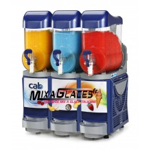 machine à Granités - 3 x 10 litres blanche
