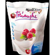 Mix à glaces Framboise
